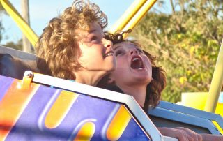Mechanical Ride Excitement